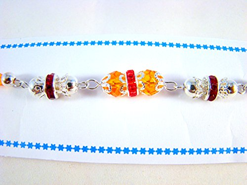 Spirited New Friendship Rakhi Rakshabandan Indian Bracelet Exclusive Wristband Collectibles