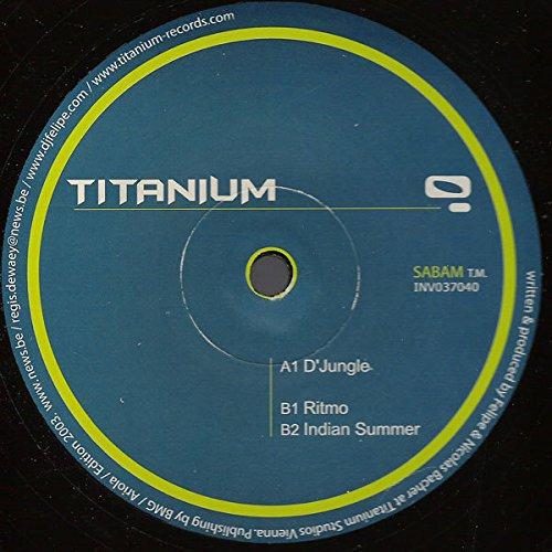 Titanium - D'Jungle - Invasion