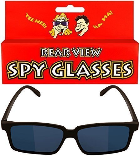 Kinder Spy Gläser Hinter Ausblick Spiegel See Behing You Mitgebseltüte Füller