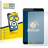 BROTECT AirGlass Protector Pantalla Cristal Flexible para Onda V891 Protector Cristal Vidrio - Extra-Duro, Ultra-Ligero