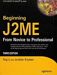 Beginning J2ME Platform: From Novice to Professional