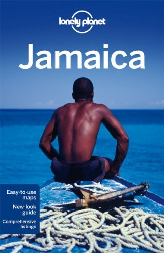 Portada del libro Lonely Planet Jamaica (Travel Guide) by Lonely Planet (2011-10-01)