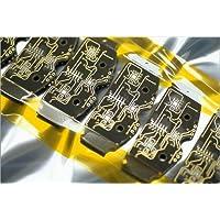 Stampa su legno 120 x 80 cm: Electrical circuits di Michael Melford / National Geographic