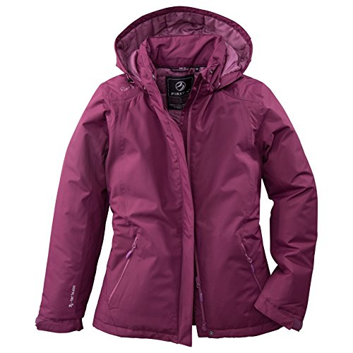 Damen Jacke wattiert Winterjacke Jacke Übergangsjacke modern farbig First B