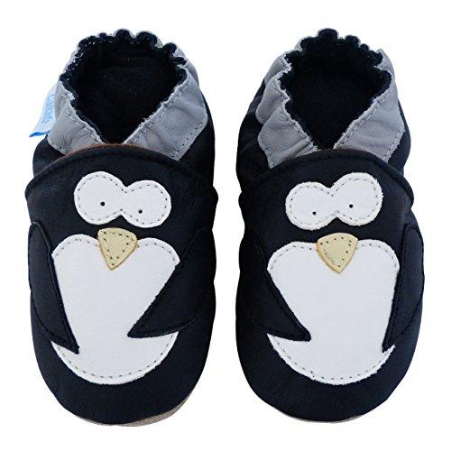 jack-lily-chaussures-premiers-pas-tout-en-cuir-originals-5-6-ans-penguin-black-grey-penguin-black-gr