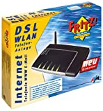 AVM FRITZ!Box Fon WLAN 7050 Wireless LAN DSL Modem Router 54 MBit/Sek