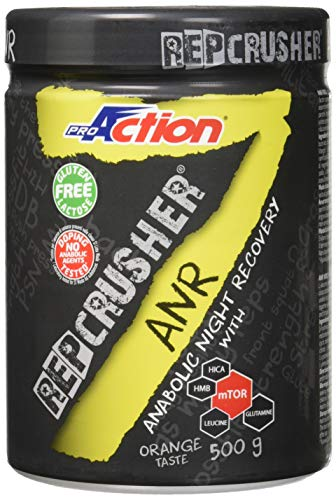 Proaction proaction rep crusher anr anabolic night recovery - barattolo da 500 g