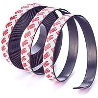 Cinta Magnética autoadhesivo–5m extra fuerte superficie adhesiva–Buena magnético adherencia para leichtere objetos–Ideal para cortar y recortar–para una mejor Organización