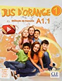 Jus d'orange 1 - Niveau A1.1 - Livre + DVD
