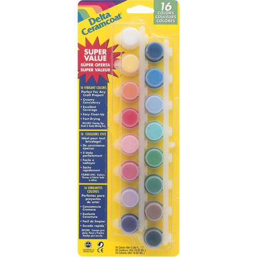 plaiddelta-ceramcoat-acrylic-paint-pots-16-pkg-vibrant-other-multicoloured