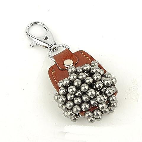 Porte-clés détachable pour clés Multi-ring capable de force magnétique