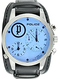 Police PL.14188JS_04 - Reloj de pulsera para Hombre, nácar / negro