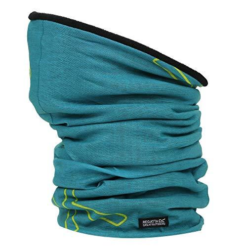 Regatta Mens Adlts Multitube II 100% Polyester Wind Resistant Scarf