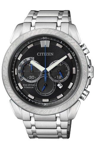 Citizen supertitanio crono eco drive ca4060-50e - orologio da polso uomo