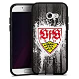 DeinDesign Samsung Galaxy A3 2017 Silikon Hülle Case Schutzhülle VfB Stuttgart Fussball Stuggi