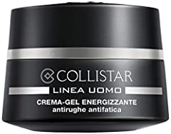 Idea Regalo - Collistar Uomo Crema-Gel Energizzante Antirughe Antifatica 50 Ml