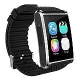 #3: Rrimin Waterproof Color Display Heart Rate Monitor Smart Watch Wristband(Black)