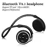 GRDE® Bluetooth V4.1 Wireless-Sport-Kopfhörer