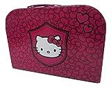 Hello Kitty Mini Koffer Kinderkoffer mit Metallgriff Sanrio