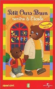 Petit ours brun vol 2 petit ours brun rentre l 39 cole - Petit ours brun va al ecole ...