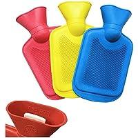 Medipaq Mini Wärmflaschen – 3er Pack – Eine Von Jeder Farbe preisvergleich bei billige-tabletten.eu