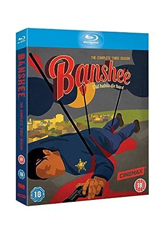 Banshee: The Complete Third Season (4 Blu-Ray) [Edizione: Regno Unito] [Import anglais]