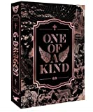 Kpop CD, G-DRAGON GD ONE OF A KIND FIRST MINI ALBUM BRONZE EDITION CD & + FREE GIFTS (FOLDED POSTER + The Face Shop Mask Pack Sheet) *NEW*