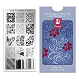 Moyra Frankreich Shop Offizielle – Moyra Mini Stamping Flache Breaking the silence