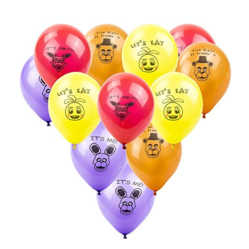 cmj-12-x-large-12-five-nights-at-freddys-balloons-freddys-fnaf-party-uk-seller