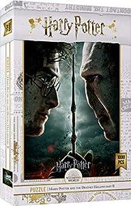 HARRY POTTER Puzzle Harry Vs Voldemort Official Merchandising Juguetes, Color (Dirac SDTWRN23240)