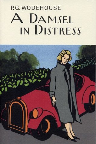 Book cover for A Damsel in Distress
