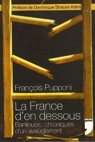 FRANCE D EN DESSOUS par FRANCOIS PUPPONI