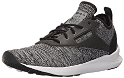Reebok Zoku Runner Hm Sneaker Black/Flint Grey/Steel/Wh 13 D(M) US