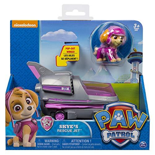 Paw Patrol - Skye's Rescue Jet (Pack Jet Spielzeug)