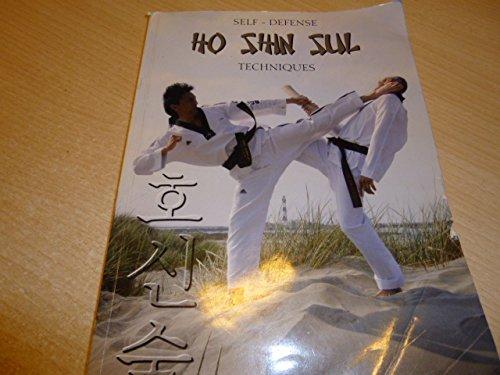 ho shin sul self défense techniques par (Broché)
