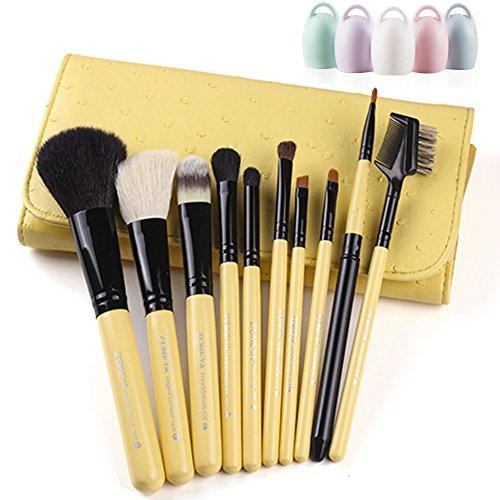 Woolala 10Pcs Starter Professional Makeup Brushes, Every