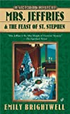 Mrs Jeffries and the Feast of St.Stephen (Berkley Prime Crime Mysteries)