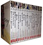 My Story Collection 20 Books Set Pack RRP: £139.80 (Road to War, Factory Girl, PompeII, The Sweep's Boy, Titanic, To Kill a Queen, Roman Invasion, Workhouse, Battle of Britain, D-Day, 1900: A Brand-New Century) (Mr Story Collection)