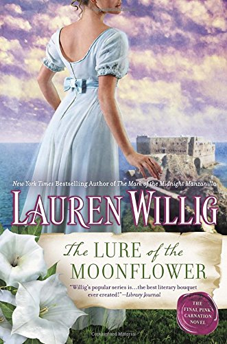 Lure of the Moonflower, The : A Pink Carnation Novel