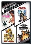 4 Film Favorites: Urban Action (Black Belt Jones, Black Samson, Hot Potato, Three the...