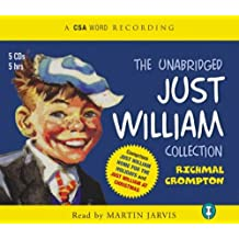 "The Unabridged Just William Collection: ""Just William - Home for the Holidays"", ""Just William at Christmas"" (Csa Classic Authors)"