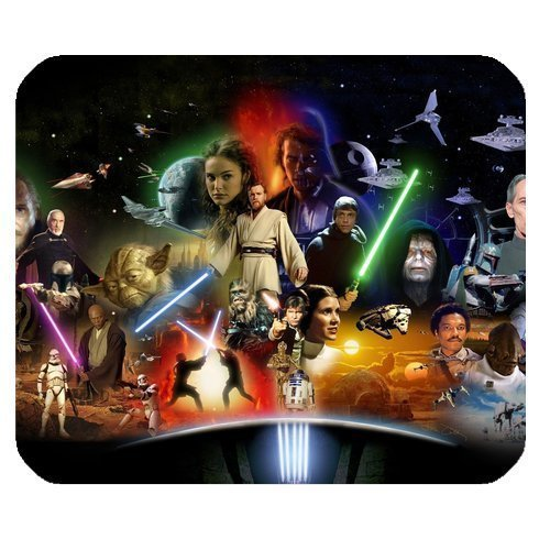 Custom Star War Mouse Pad Gaming Rectangle Mousepad CM-975 Office Space Mouse Pad