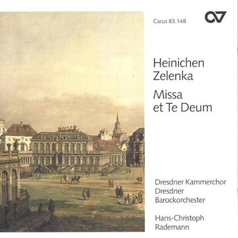 Heinichen : Messe n° 9 / Zelenka : Te