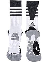 adidas Herren Socken 1 Paar Climalite Half-Cushioned Crew