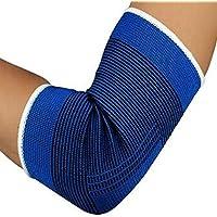 Little Sporter Elbow Stützer Ellbogen Stützer Schutzhülse Schutz elastischer blau M preisvergleich bei billige-tabletten.eu