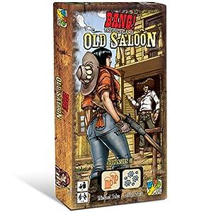 Dv Giochi dvg9112-The Dice Game Old-Expansión del Sedán Juegos de Dados de Bang.