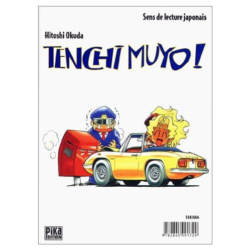 Tenchi Muyo ! Tome 2