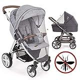 Universal Insektenschutz/Mückennetz für Kinderwagen & Buggy