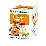 Bad Heilbrunner® BIO Magen-Darm Tee für Kinder - 1er Pack