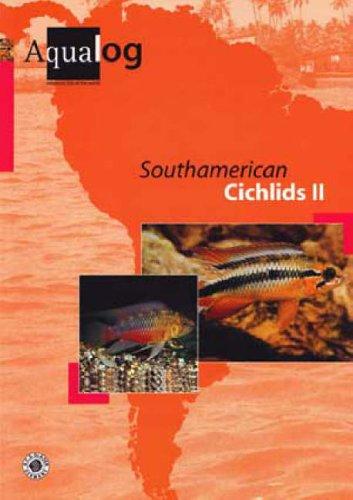 Aqualog South American Cichlids II por W. Glaser, U. Glaser